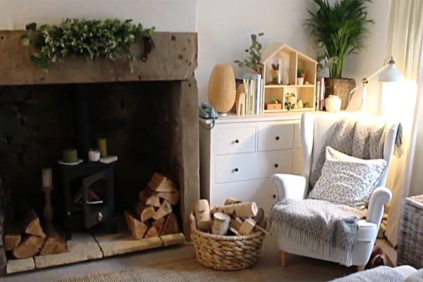 rustikálna chata