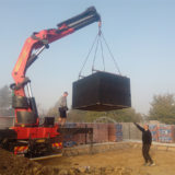 Ako osadiť betónovú žumpu