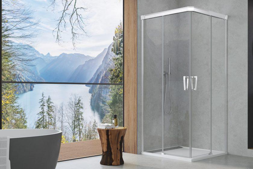 Sprchové zásteny CADURA