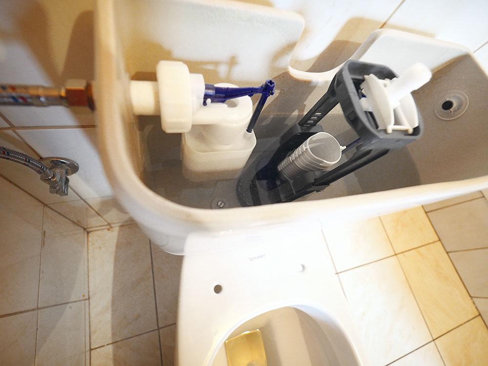 wc nádoba