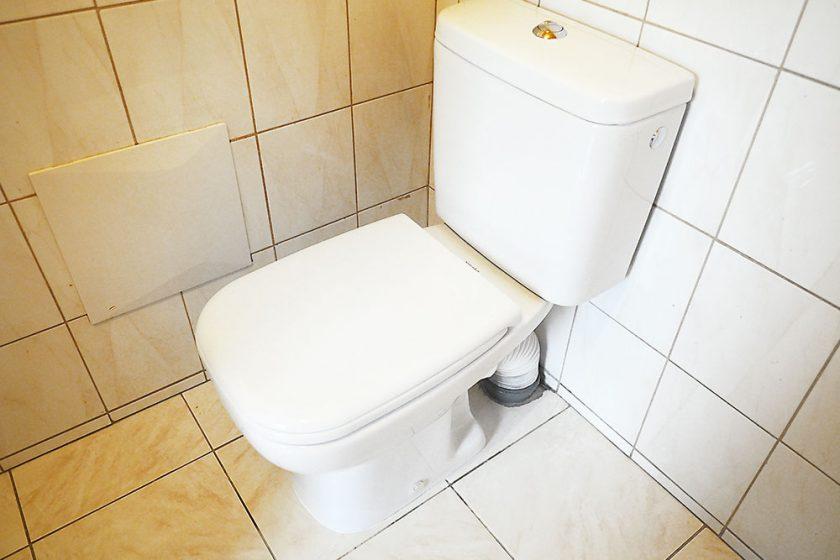 toaletná misa