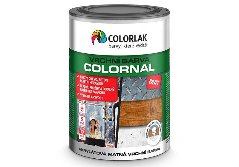 COLORNAL V2030 - Jedna farba na rôzne povrchy