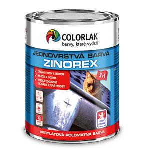 Jednovrstvová farba na kov