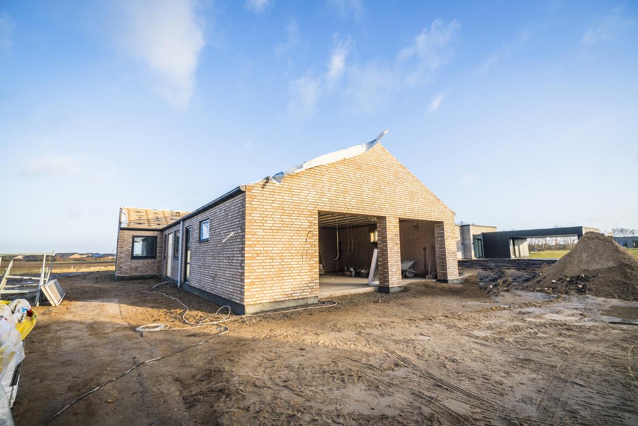 murovaný dom