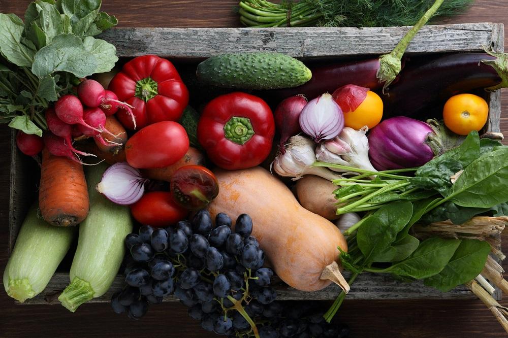 Jesenná zelenina