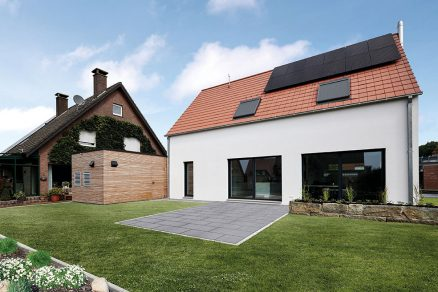 Dom Brunovcov v obci Heiden v Nemecku