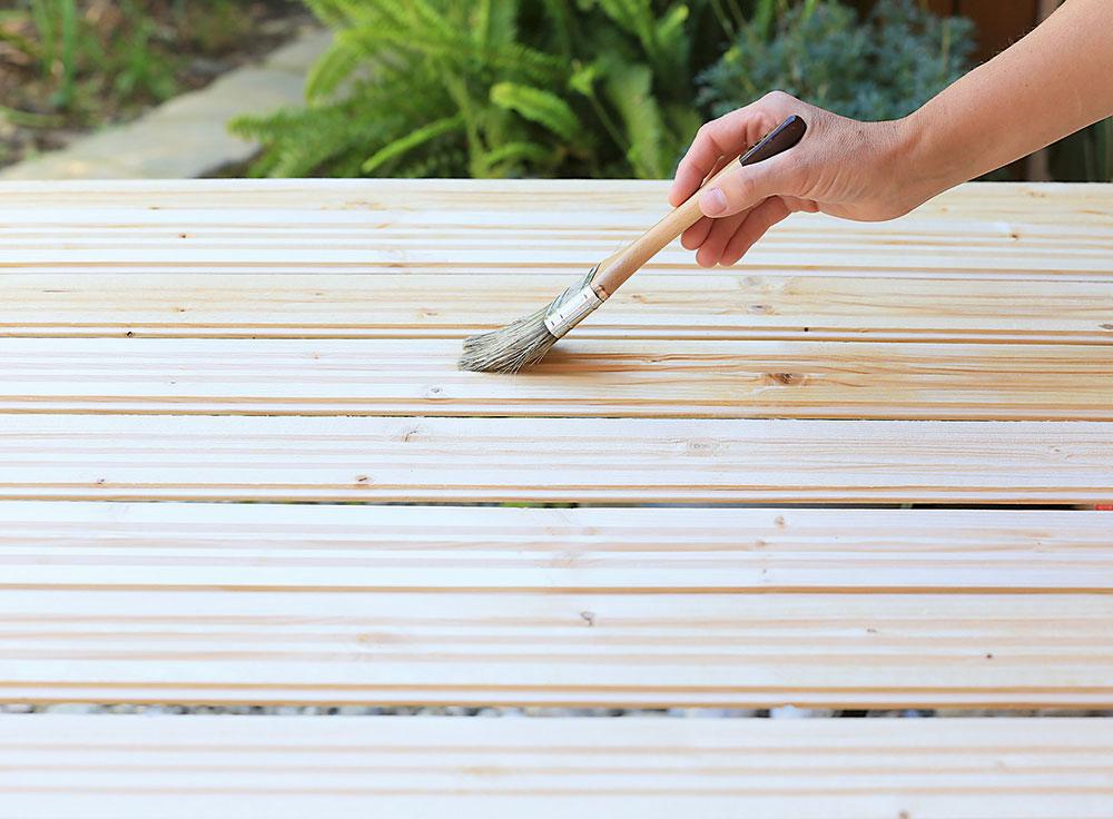 natieranie drevených latiek impregnáciou