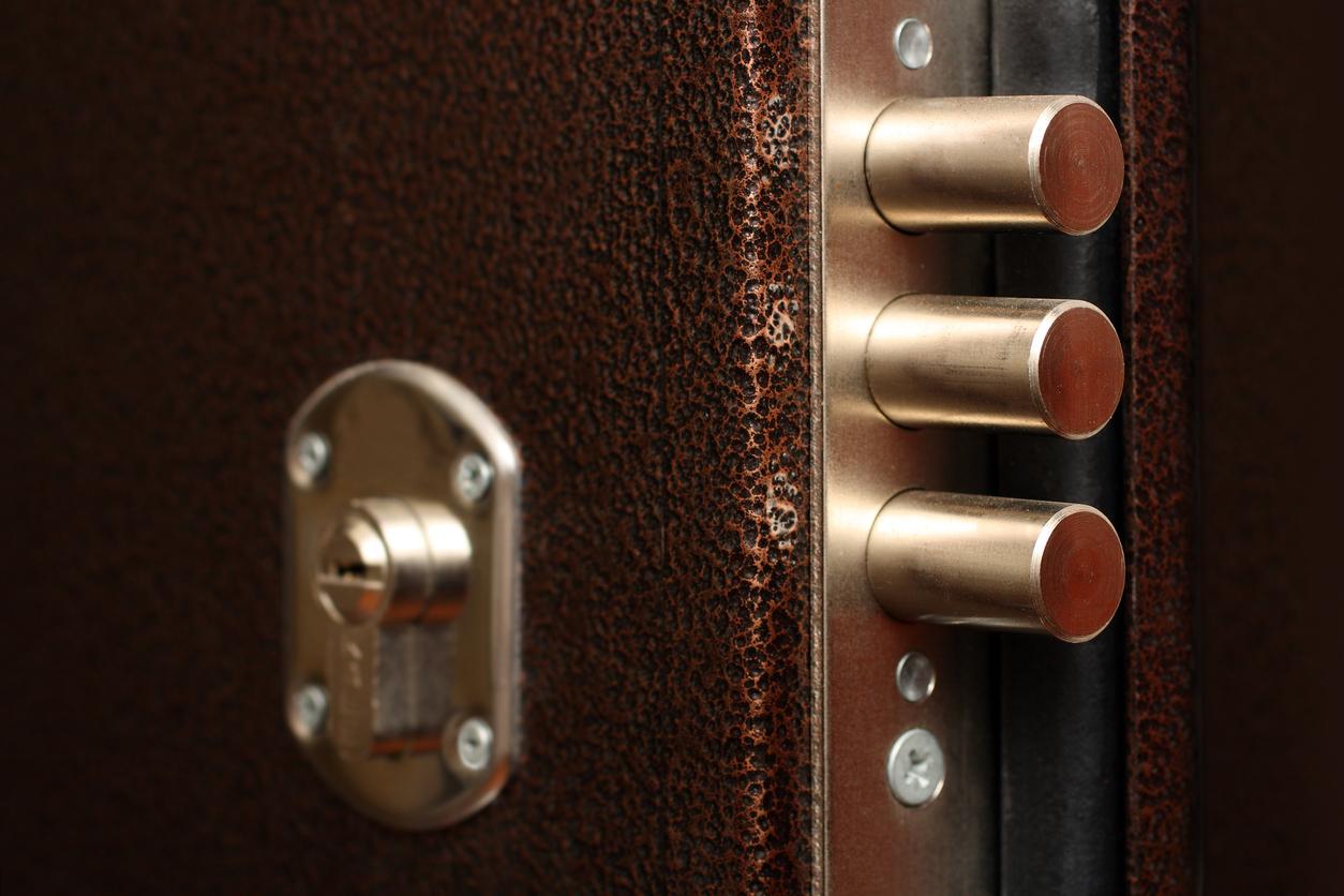 interiérové bezpečnostné dvere