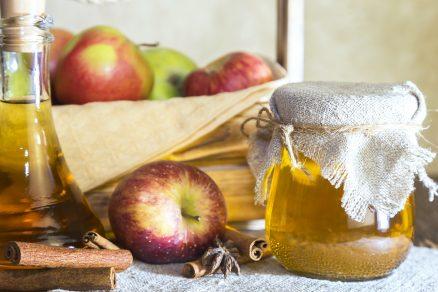 jablkový likér