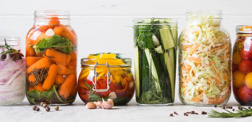Fermentovaná zelenina
