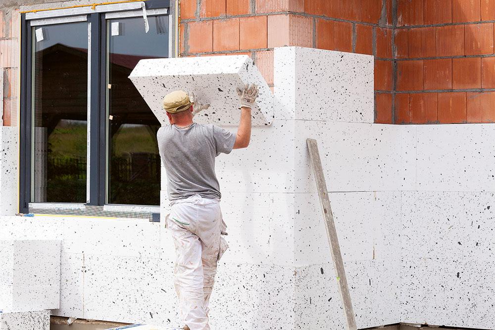 zateplovanie fasády domu