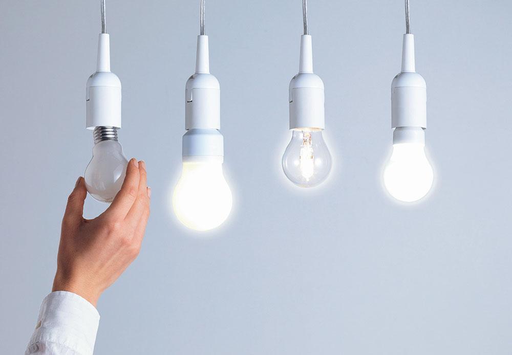 LED žiarivky