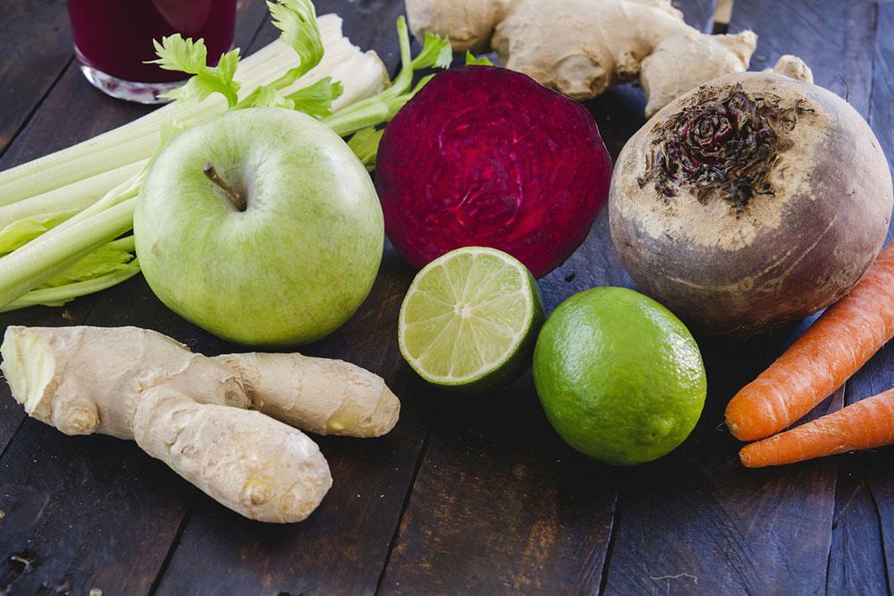 zelenina a ovocie proti chrípke