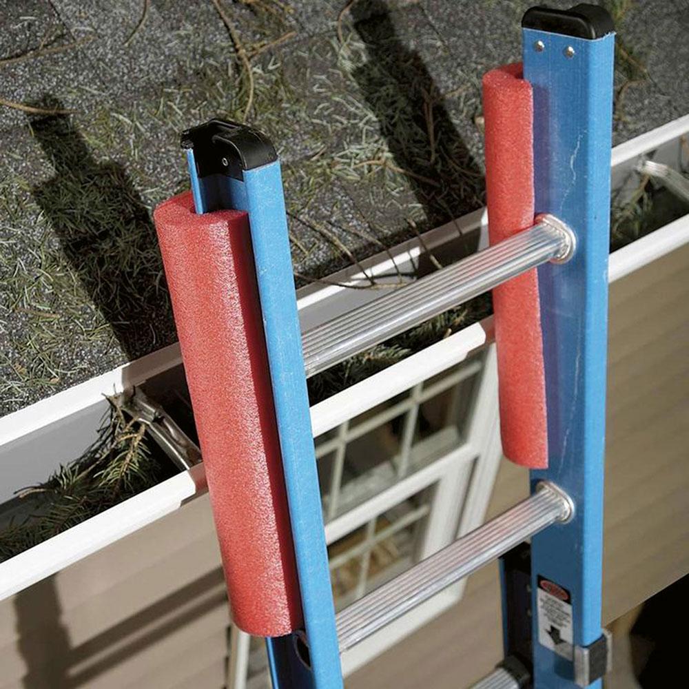 Chrániče na rebrík