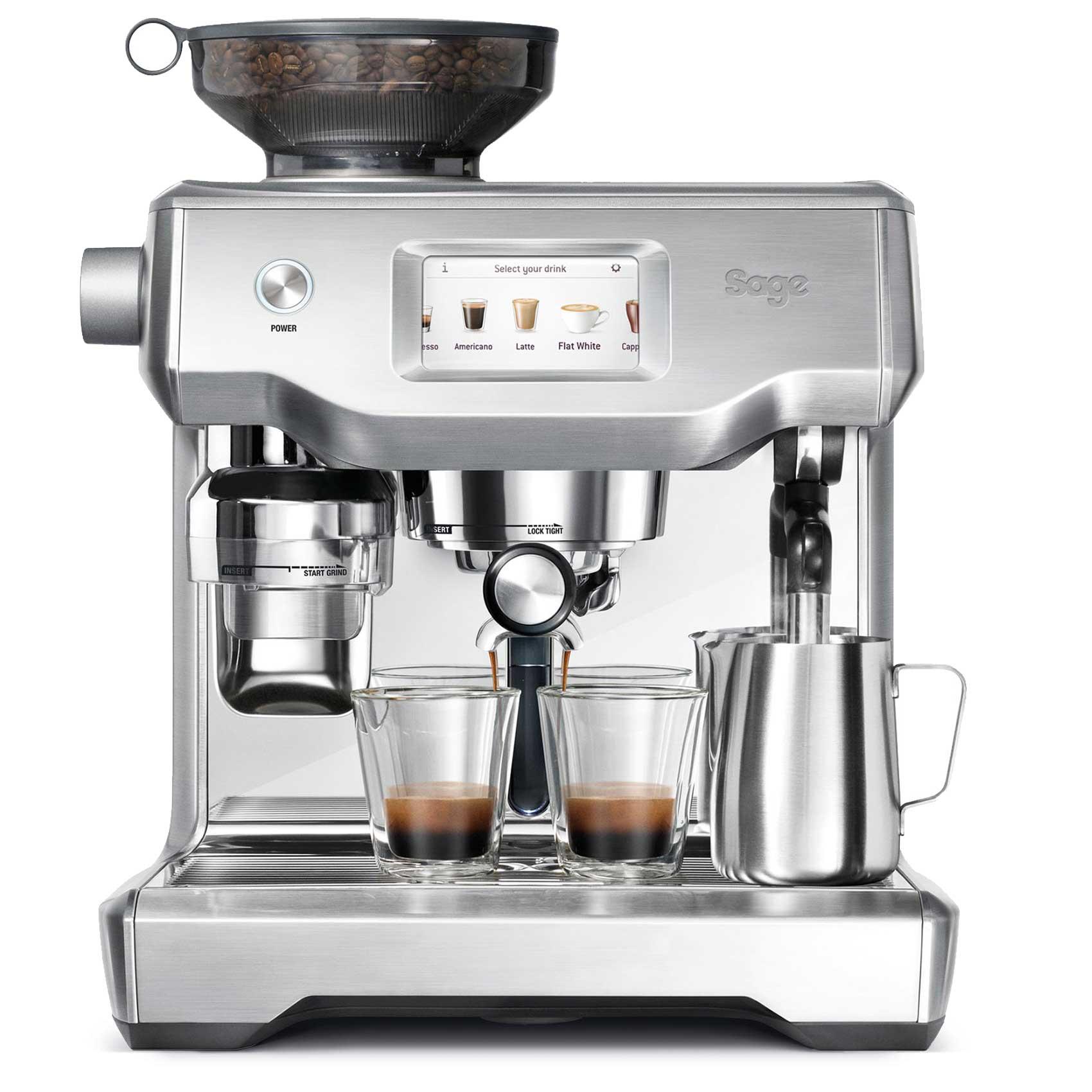 Plnoautomatický kávovar SAGE SES990/BES990
