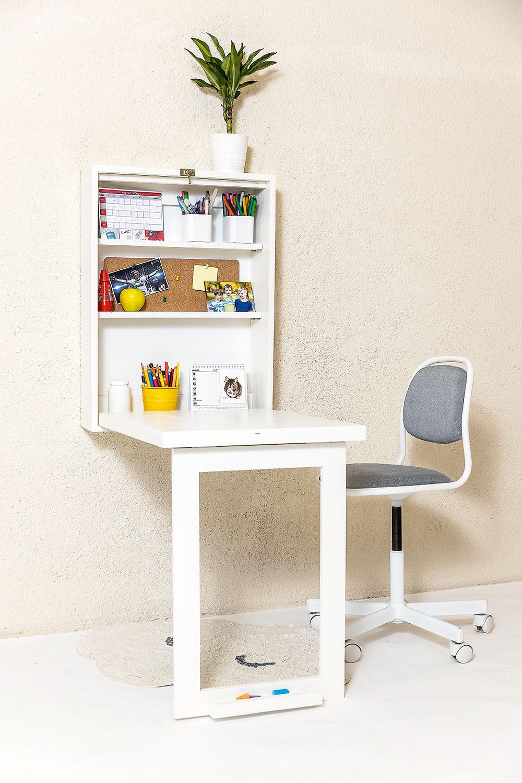 Skladací písací stolík