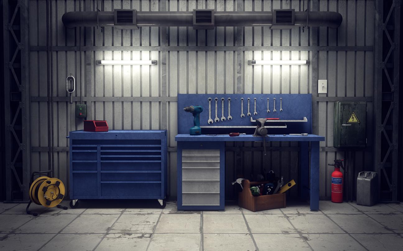 dielňa