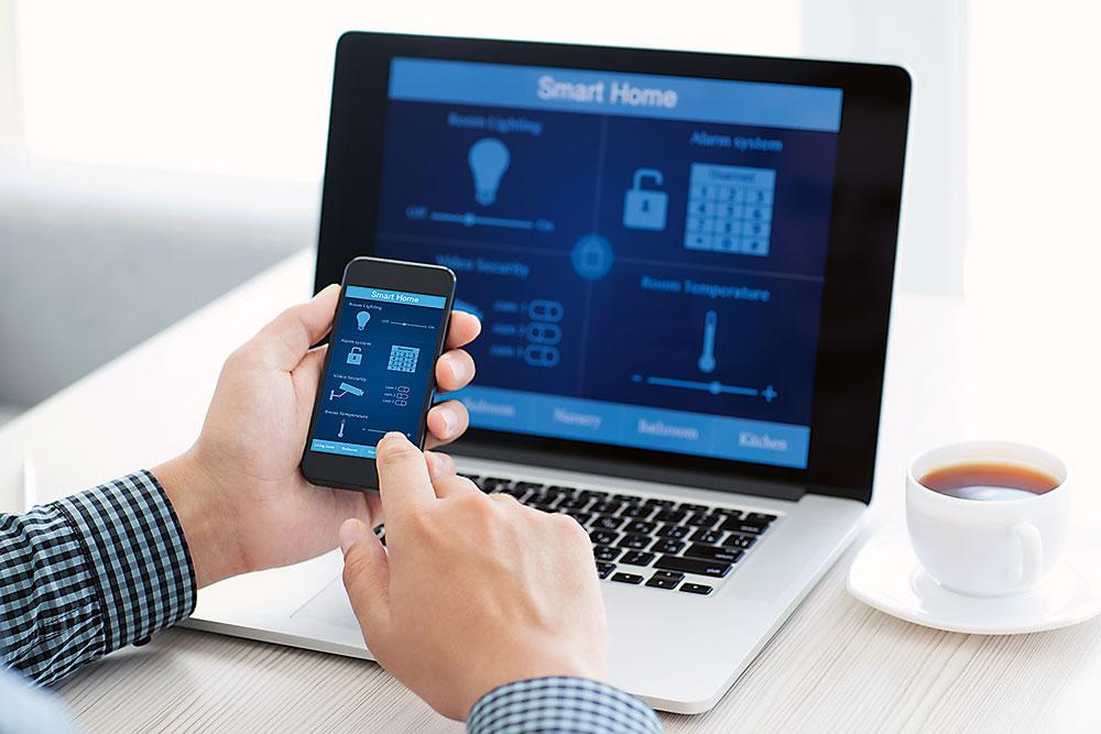 smart bezpečnostná technológia