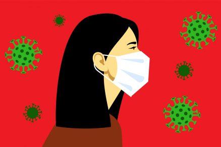 ochranné rúško na tvár