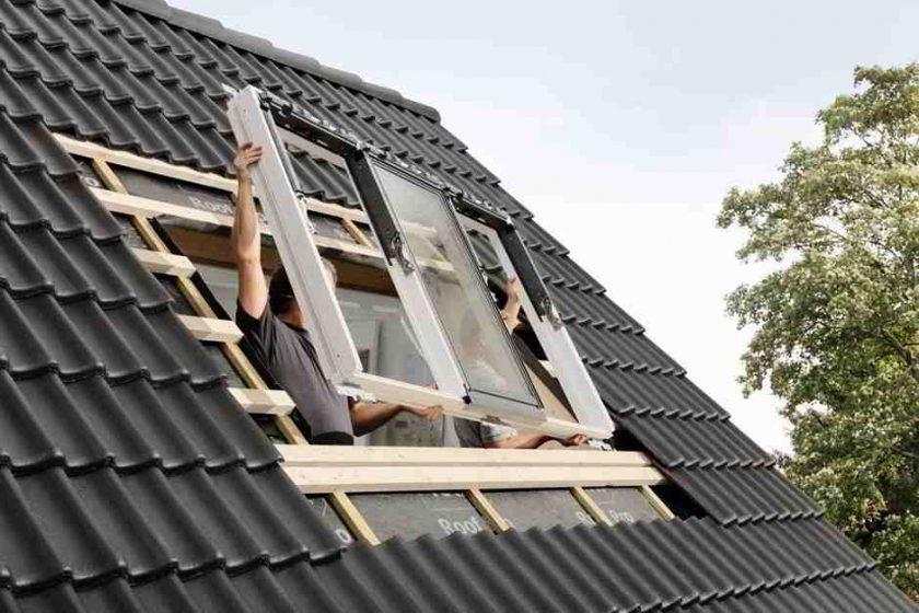 montaž-strešného-okna