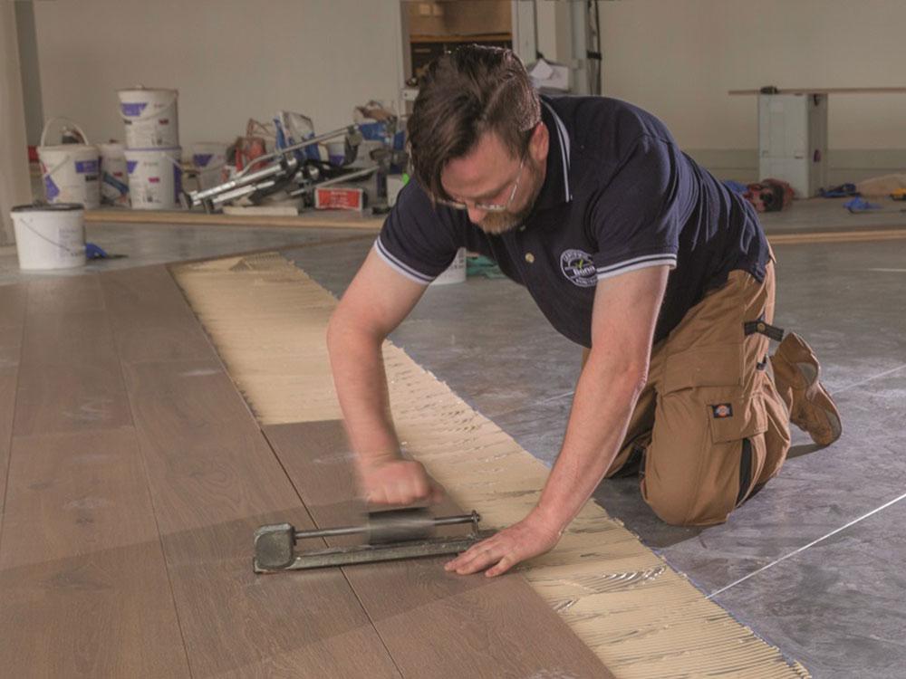 kladenie drevených podláh