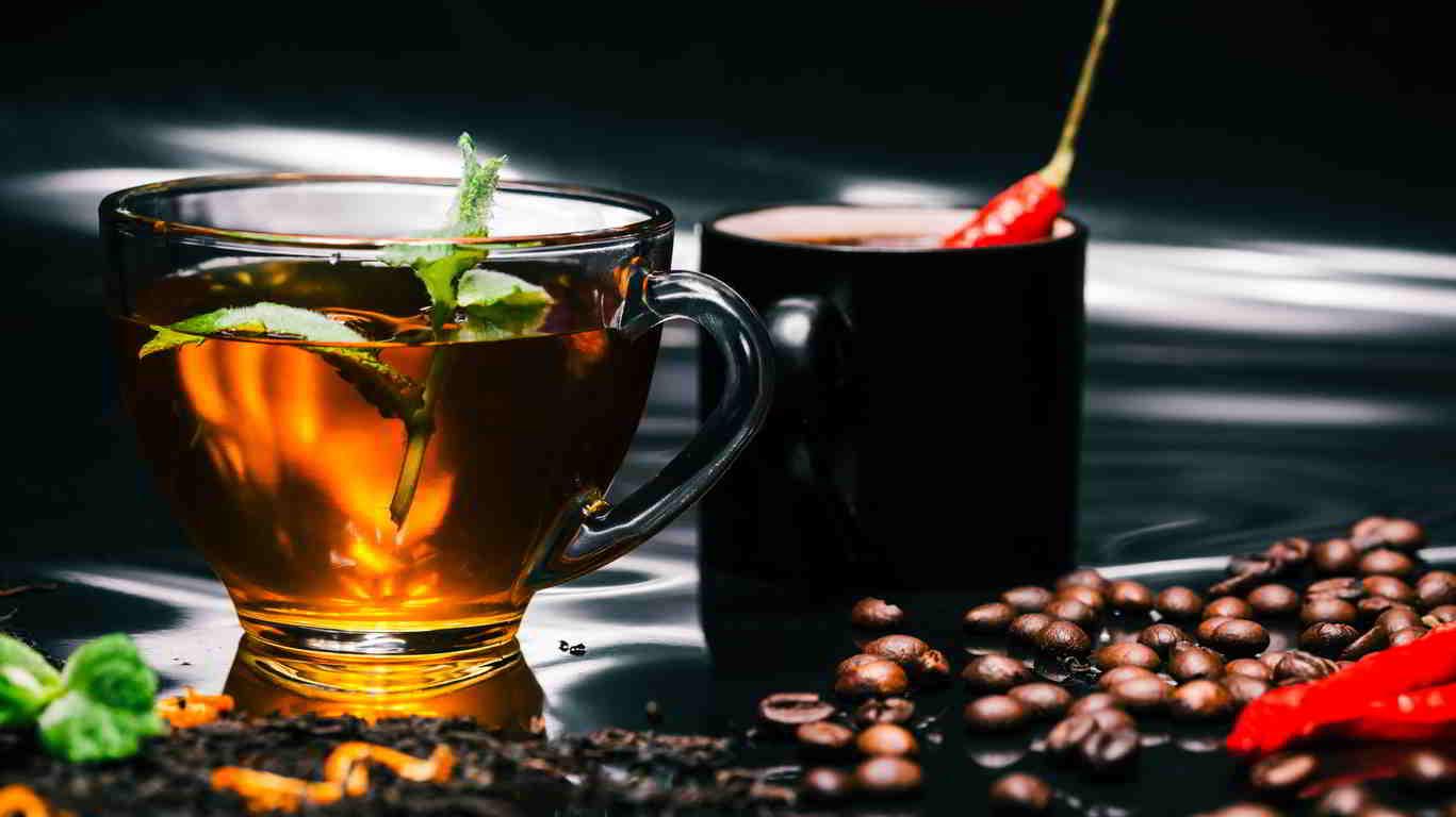Liečivý čaj