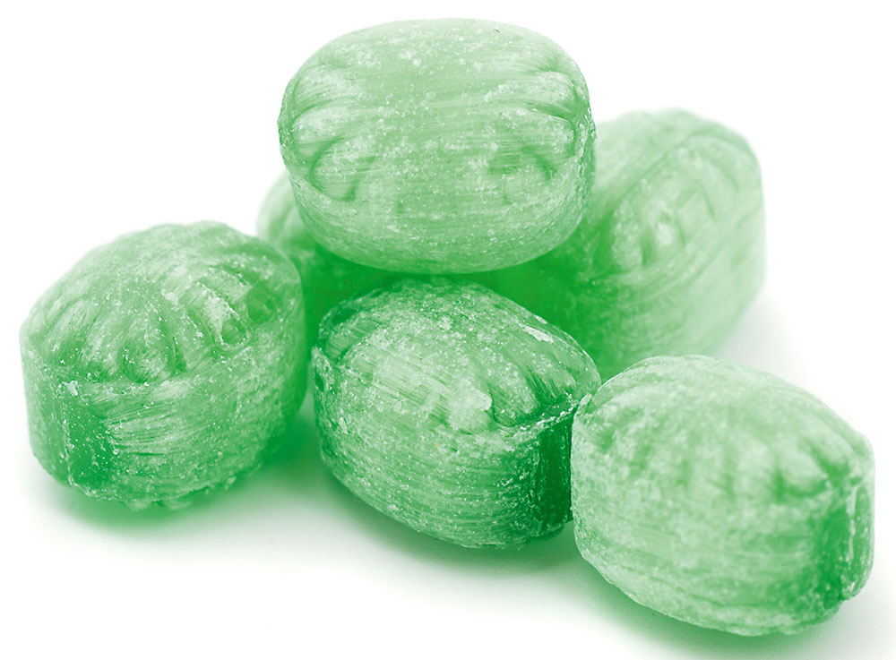 Pŕhľavové cukríky