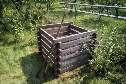 Betónový kompostér
