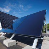 Solárne kolektory drain-back