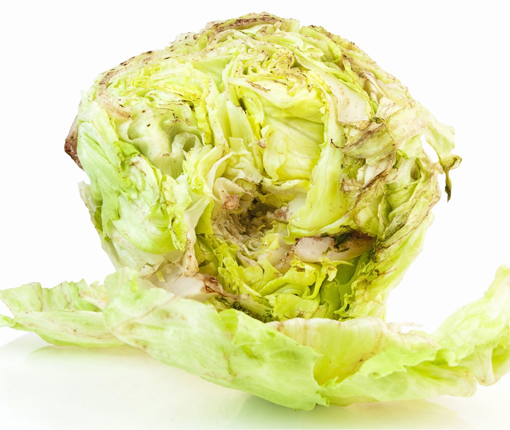 choroby listového šalátu