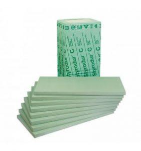 Dosky z extrudovaného polystyrénu, Styrodur®