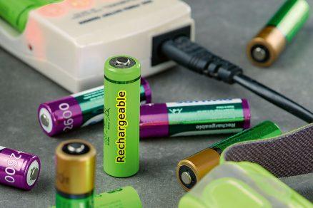 nabíjacie batérie