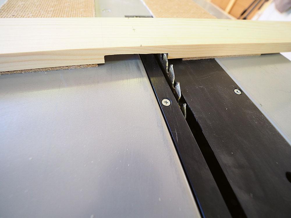 výroba hádzacích krúžkov z dreva