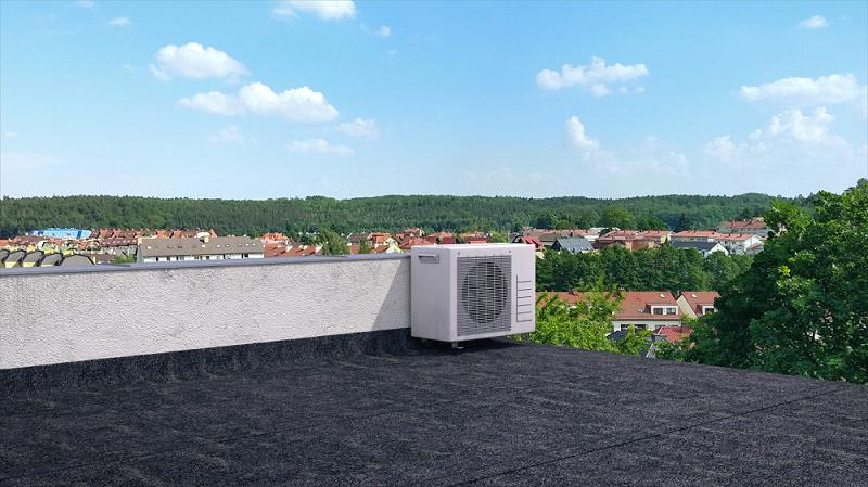 Optimálnym riešením na plochú strechu, kde je dôležitá pevnosť, je zateplenie s tvrdým polystyrénom.