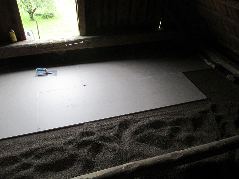 ukladanie podlahy