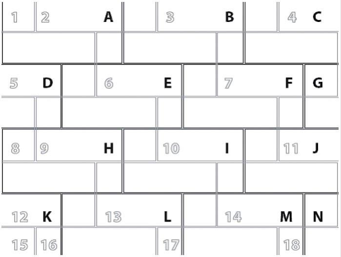 schema ukladanie podlahy F146