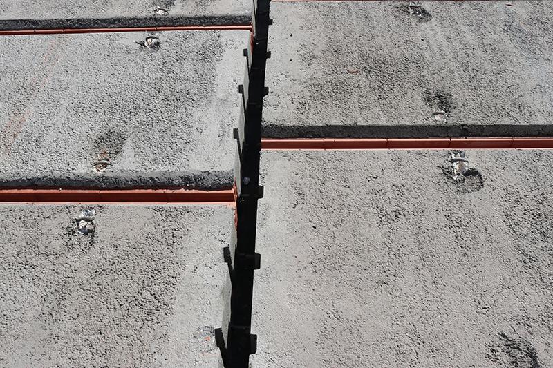 Betonáž stropných panelov