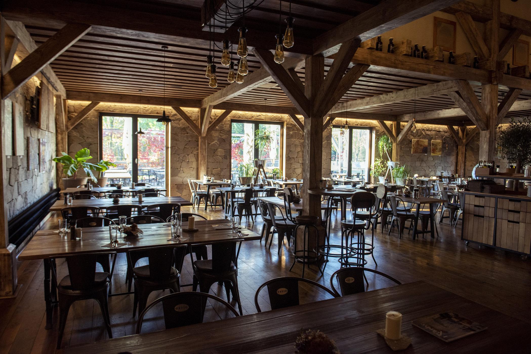 Reštaurácia Meridiana, Bojnice