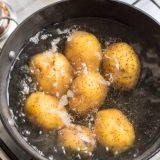 vriaca voda so zemiakmi