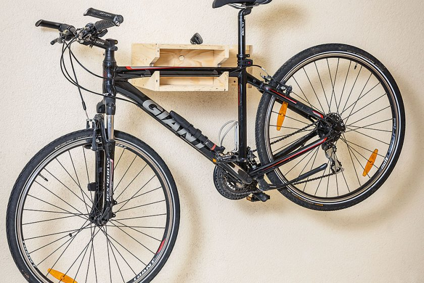 Držiak na bicykel