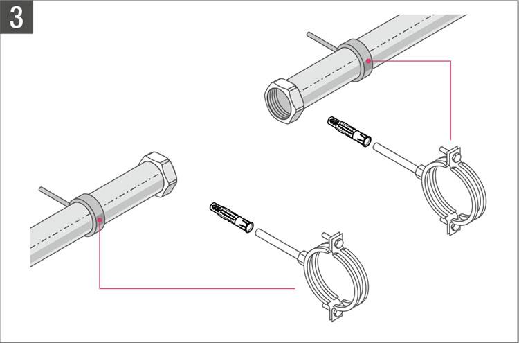 inštalácia bezpečnostného ventilu na vodu