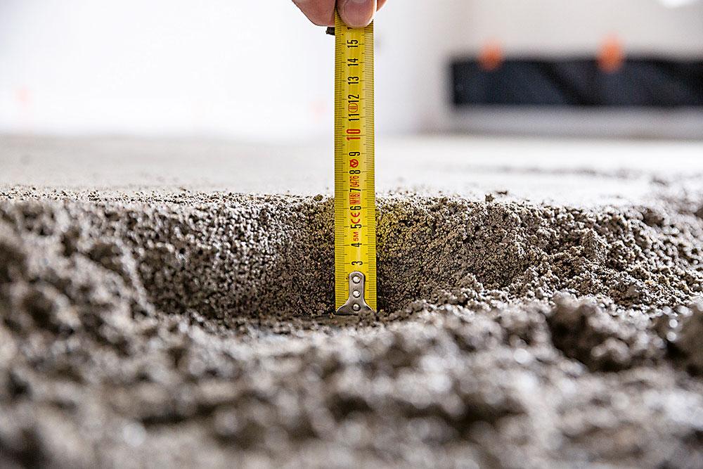 rekonštrukcia podlahy