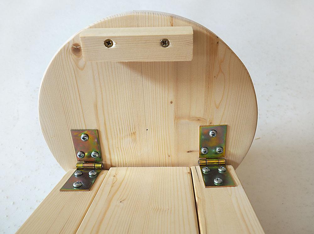 Skladacia stolička