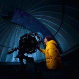 Holandský astronóm Leonard Burtscher