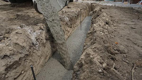 stavba múru návod