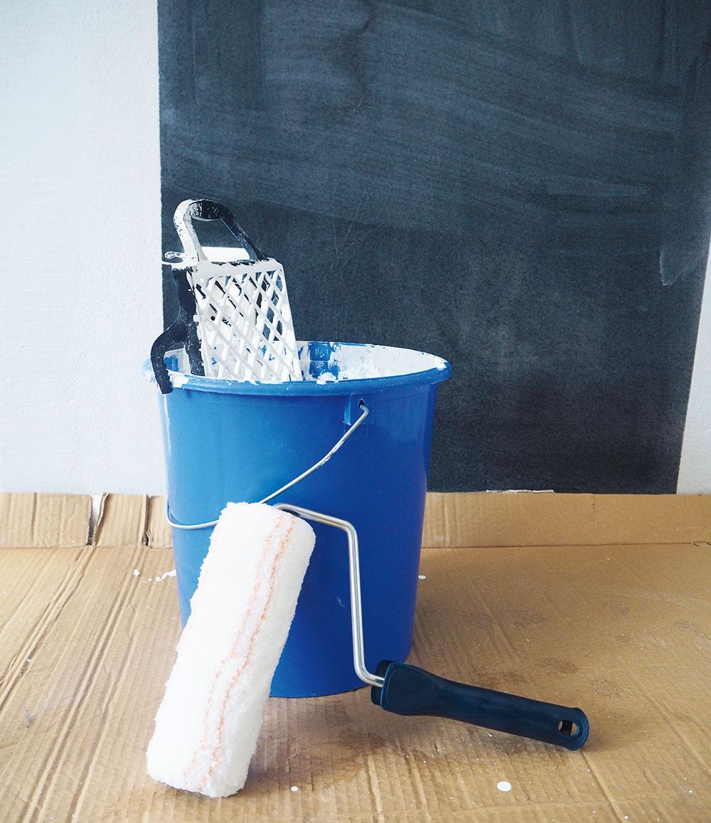 kartón na ochranu podlahy pri maľovaní