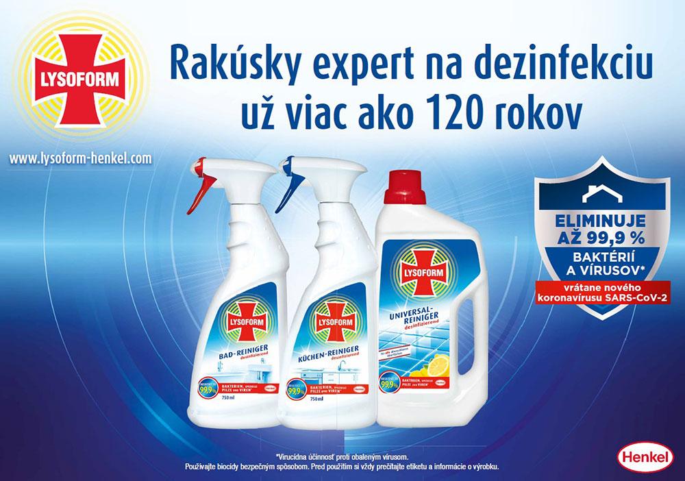 Lysoform 3produkty mix