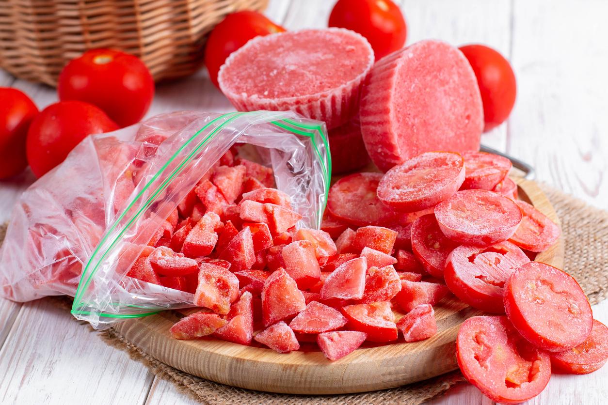 mrazenie paradajok