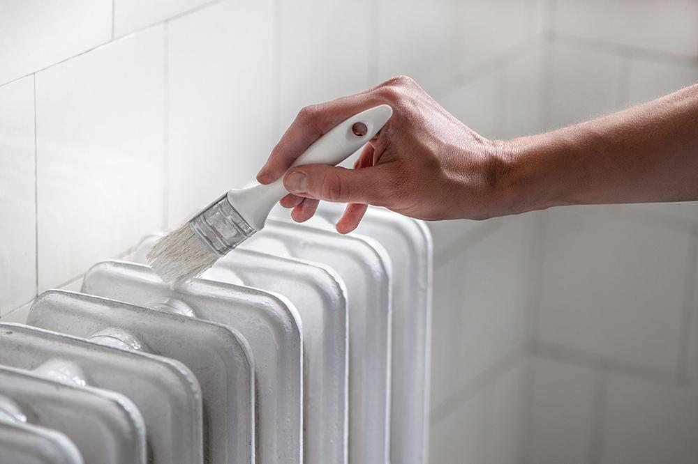 natieranie radiátorov