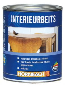 Interiérová lazúra na drevo Hornbach